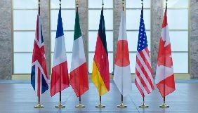 Луценко та Грицак нададуть дипломатам G7 пояснення щодо спецоперації за участі Бабченка