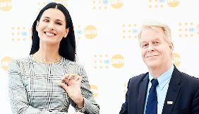 Маша Ефросинина получила статус Посла доброй воли фонда ООН