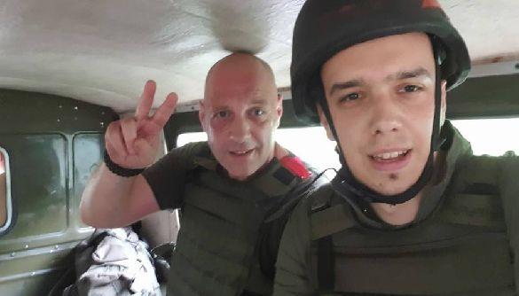 Не журналист Олешко, двойные стандарты и штаб ОСС