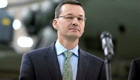 У Польщі 80% ЗМІ належать опонентам правлячої партії - голова уряду