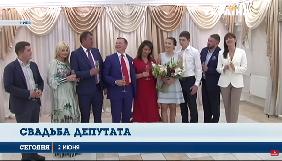 Журналісти чи весільні оператори Ляшка?
