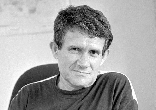 Пішов із життя журналіст газети «День» Віталій Княжанський