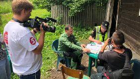 Поліція відкрила провадження через перешкоджання журналістам «Стоп корупції» на Закарпатті
