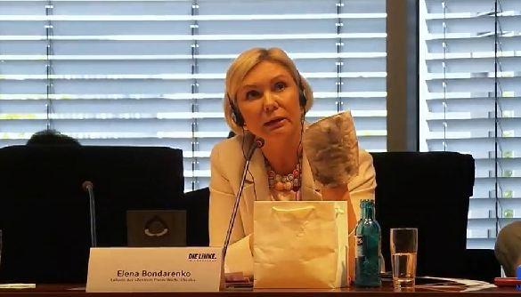Елена Бондаренко заявила в Бундестаге, что в Украине «5 тысяч политических заключенных». Откуда взялась эта статистика?