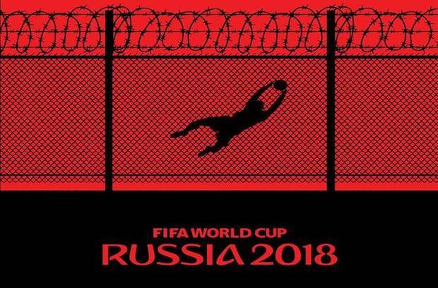 Українські громадські організації закликали звернути увагу на «чемпіонат», який веде Росія проти свободи слова і прав людини