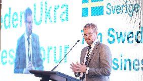 На Шведсько-українському бізнес-форумі підписано угоду між Шведською національною торговою колегією та Офісом з просування експорту України
