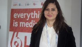 Кореспондентка Reuters Аят Басма: «Жіноча стать для воєнкора — перевага»
