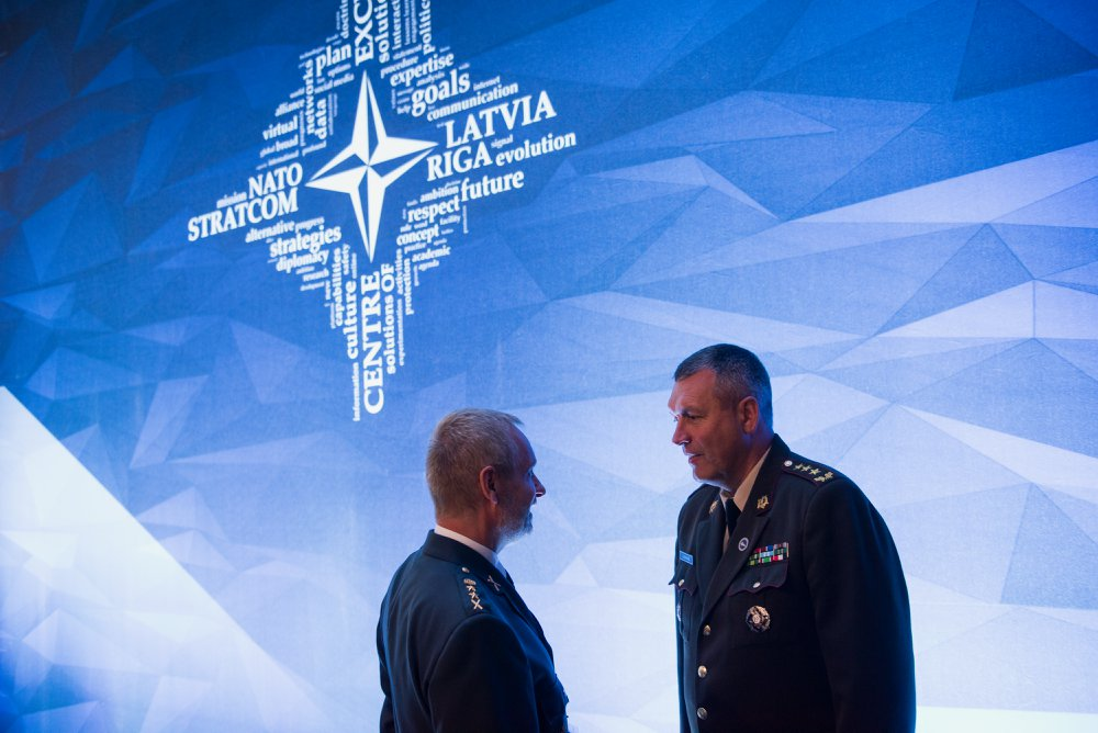 Дух російського генерала в кулуарах NATO