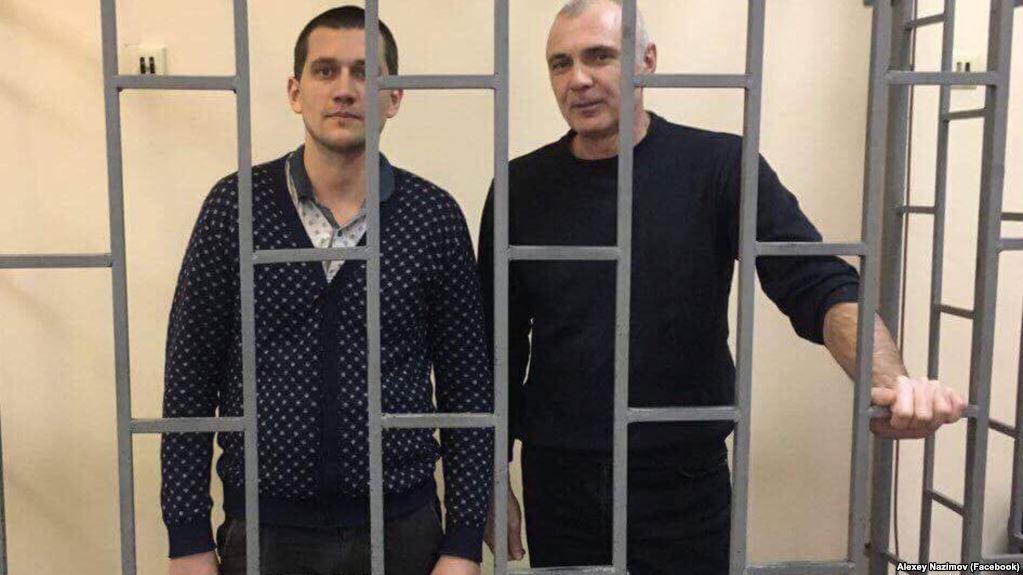 У Криму знову перенесли суд у справі журналіста Назімова та депутата Степанченка – адвокат