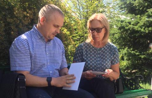 Адвокат Сенцова передасть йому листи від Порошенка та Геращенко - омбудсмен