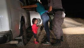 Гондураську дівчинку з обкладинки Time не розлучили з матір'ю — ЗМІ