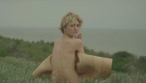 Финалистка «Голосу країни» снялась в своем первом клипе обнаженной
