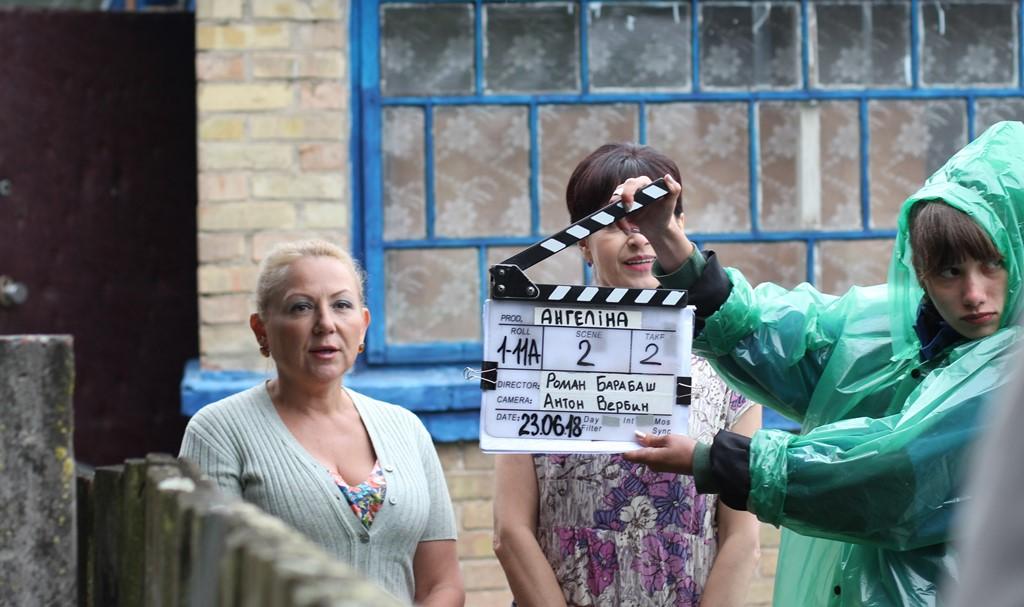 Канал «Україна» розпочав зйомки 16-серійної мелодрами «Ангеліна»