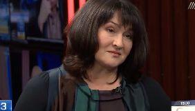 Ольга Герасим'юк пояснила, чому не йде на засідання Нацради