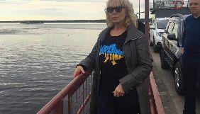 Український омбудсмен Денісова знову вирушила до Сенцова (ДОПОВНЕНО)