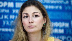 Еміне Джапарова закликала колег-медійників долучатися до флешмобу «Читай українське»