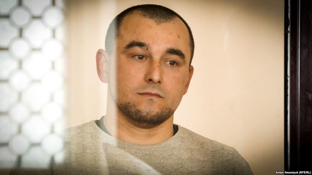 Суд у Криму зняв із розгляду апеляційну скаргу на продовження арешту активісту Рамазанову