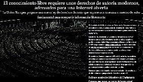 «Вікіпедія» страйкує проти європейської директиви про авторське право