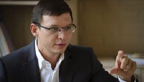 Мураєв пропонує Раді дозволити вільну трансляцію телепередач «сусідніх країн», створених мовами, «схожими до державної»