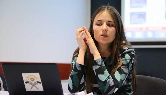 Засновниця «Судового репортера» Ірина Салій: «Мене цікавлять економічні злочини і корупція»