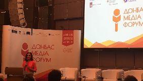 «Донбас медіа-форум» відкрився оплесками Станіславу Асєєву, який в полоні у терористів оголосив голодування