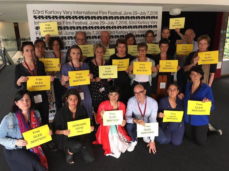 Альянс кіноакадемій Європи звернувся до Путіна з проханням «показати людське обличчя» та звільнити Сенцова