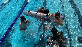 Ілон Маск показав крихітний підводний човен для порятунку дітей з печери в Таїланді