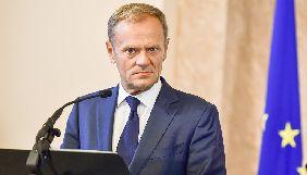 Дональд Туск закликав звільнити Сенцова та інших політв'язнів РФ