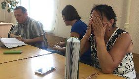 У суді Крисін образив матір вбитого В'ячеслава Веремія – журналістка