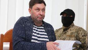 Суд залишив Вишинського під вартою до 13 вересня