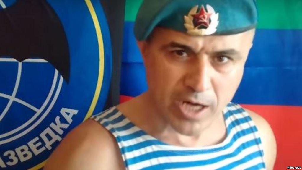 У Росії суд замінив умовний термін на три роки ув'язнення блогеру Дикому Десантнику, який критикував Путіна у YouTube
