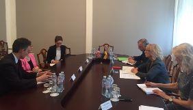 Денісова попросила Посла США в Україні вплинути на РФ задля відвідин українських політв'язнів