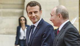 Президенти Франції та Росії 15 липня обговорять звільнення українських політв'язнів - Порошенко