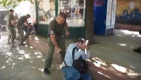 Двом працівникам «Муніципальної охорони» вручили підозри через сутички з журналістами в Одесі