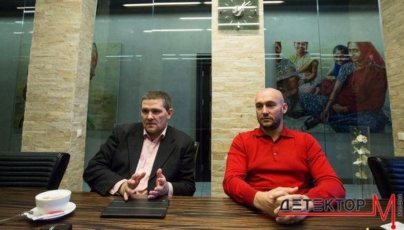 Дмитрий Бондаренко и Олег Иванцов, Liga.net: Мы решили напомнить о себе живым людям, а не покупать трафик