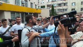 Журналіста «Громадського ТБ» на місяць відсторонили від роботи через сутичку з лідером С14 (ДОПОВНЕНО)