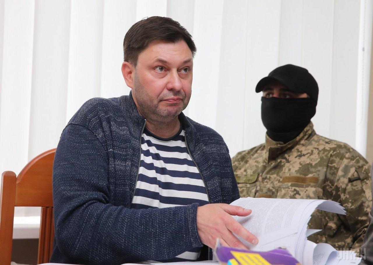 У Херсоні суд заарештував майно керівника «РИА Новости Украина» Кирила Вишинського