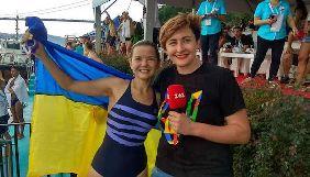 Маричка Падалко переплыла Босфор и расплакалась на финише