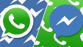 Додатки WhatsApp і Facebook Messenger найменш захищені від витоку даних — дослідження