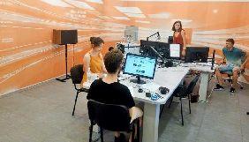 На радіо «Промінь» відремонтували студію прямого ефіру, з вересня готують віжн