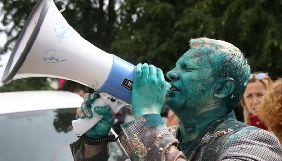 Як журналісти допомогли «зірвати» акцію під САП