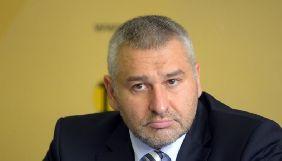 Сущенко написав заяву в суд стосовно позбавлення статусу адвоката Марка Фейгіна