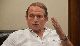 Медведчук погодився вступити в партію Рабіновича «За життя» і очолити напрямок «відновленню миру з Росією»