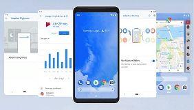 Google презентувала нову версію Android під назвою «Пиріг»