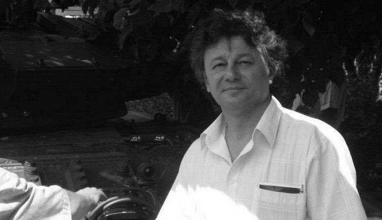 Помер харківський журналіст Віталій Булат