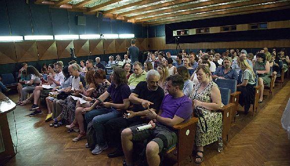Колективна медитація про майбутнє українського кіно