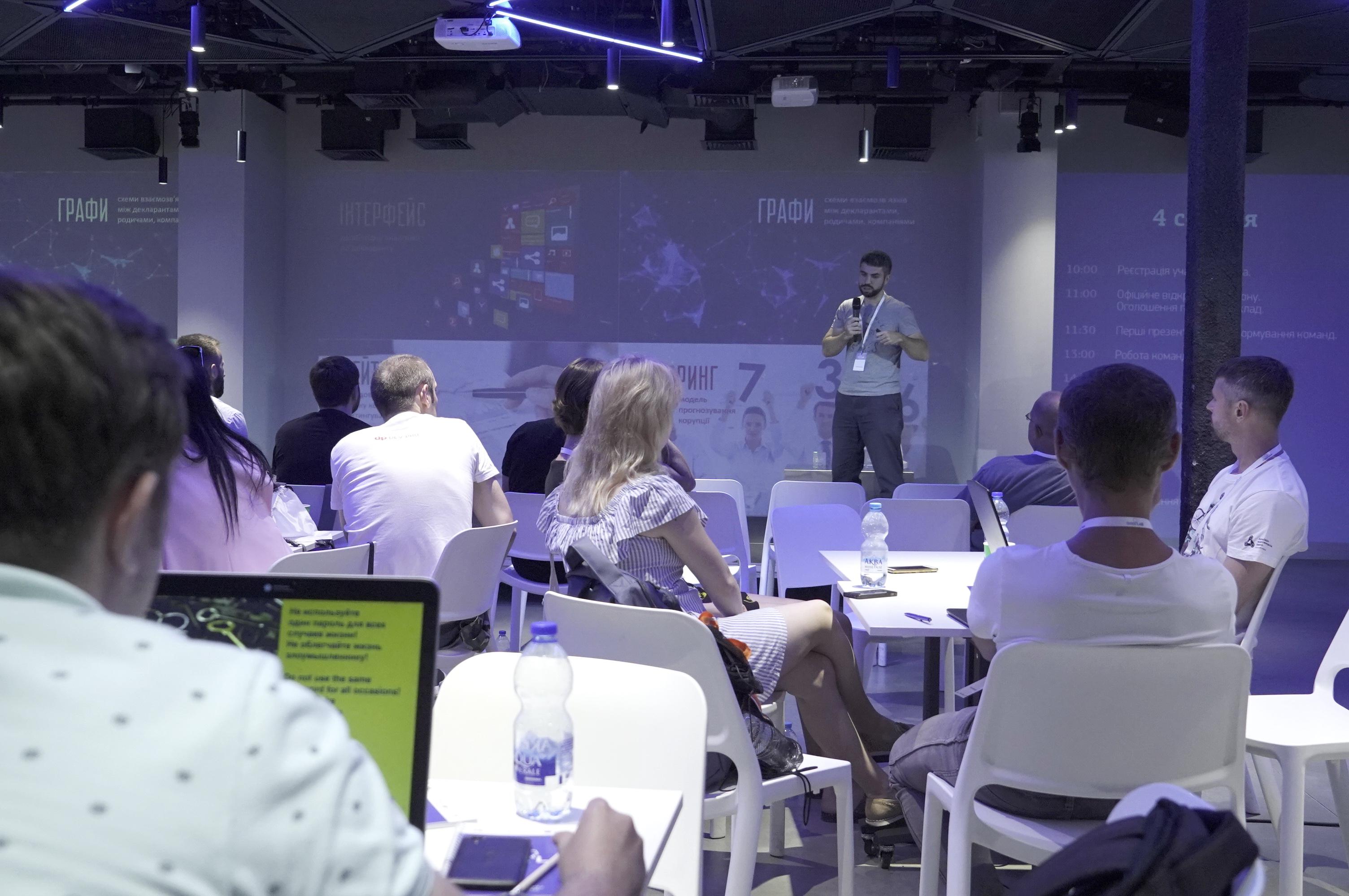 IAB Hackaton шукав ідеї проектів, які допоможуть українцям на президентських виборах-2019