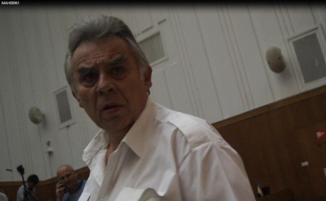 У Тернополі депутат облради погрожував «дати в рило» журналісту за звинувачення у «кнопкодавстві»