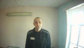 У Службі виконання покарань РФ заявили, що Сенцов «не має дефіциту ваги» і його стан «задовільний»