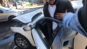 Син екс-функціонера Медведчука на місці ДТП в Рівному погрожував журналістці, що вона «буде як мінімум трупом»
